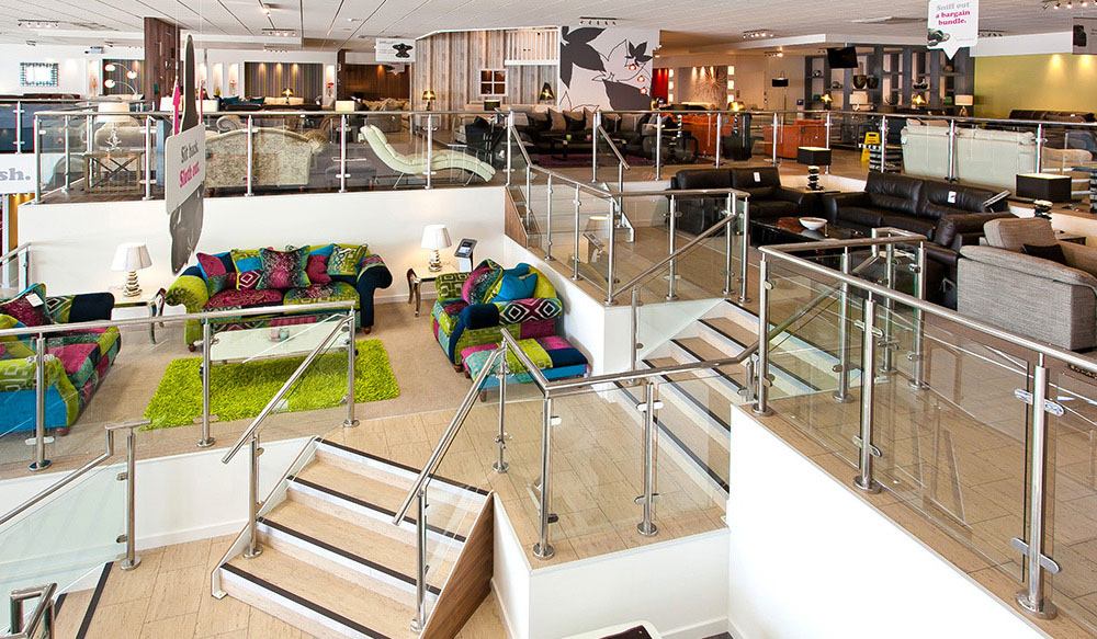 Meza9 Mezzanine Floors Stairways Balustrades