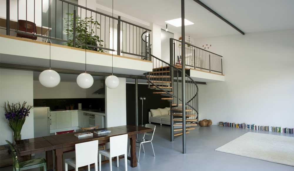 Mezzanines For Domestic Use