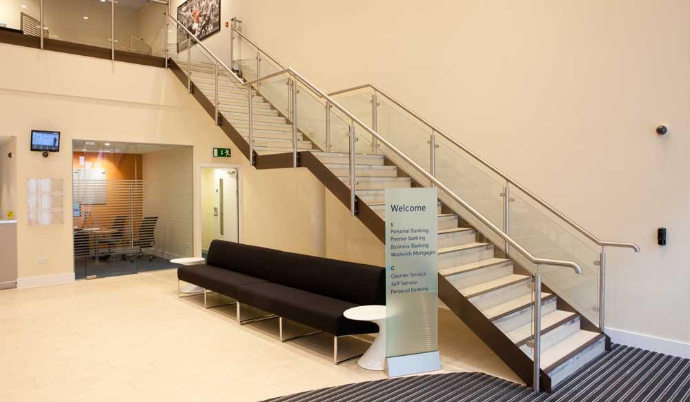 Stunning domestic mezzanine floor gallery best idea home design - Kind mezzanine kantoor ...